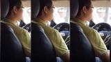 Tài xế nhắc nhở khách hàng vì lên xe... không biết chào