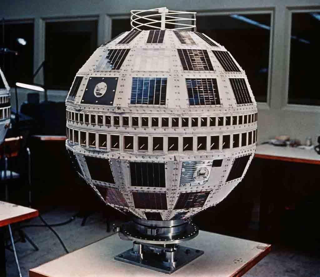 vệ tinh,NASA