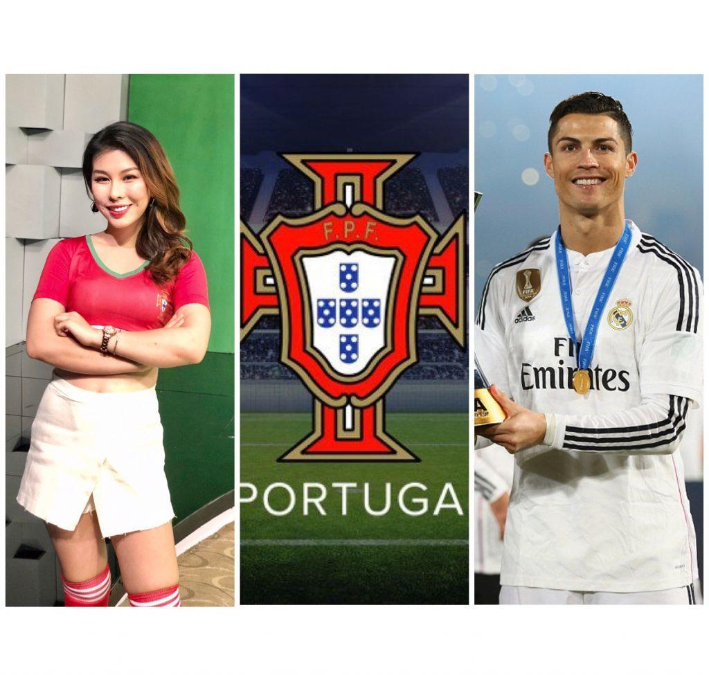 VTV,Ronaldo,Bồ Đào Nha,Tây Ban Nha
