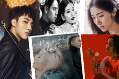 20 ca khúc Việt 'tung hoành' trên mạng xã hội nửa đầu 2018