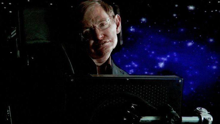 Truyền giọng nói thiên tài vật lý Hawking vào không gian