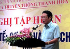 Bộ TT&TT tập huấn nâng cao nhận thức hội nhập quốc tế tại Thanh Hoá
