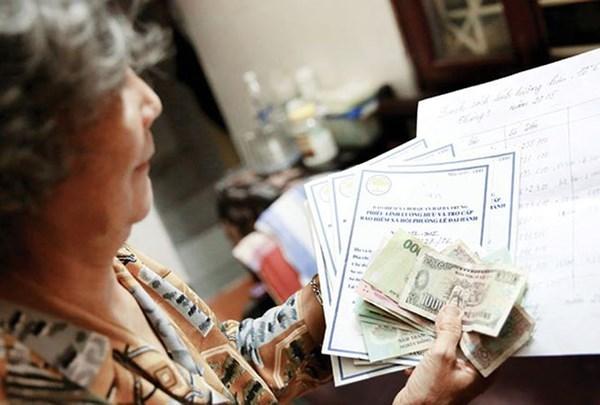 lương hưu,bảo hiểm xã hội,lao động nữ,tuổi nghỉ hưu
