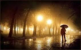 Đêm mưa,chia tay dưới mưa,mưa buồn,phố vắng