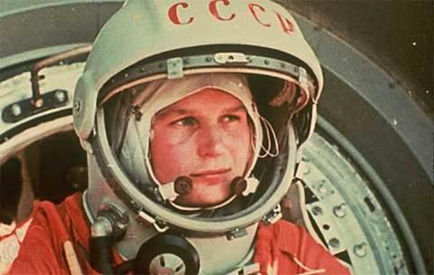 Tereshkova - phi hành gia nữ đầu tiên vào vũ trụ