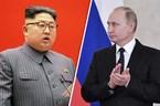 Ông Putin xác nhận mời Kim Jong Un tới Nga