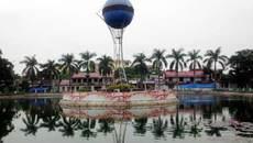 'Trở về với tự nhiên': Thuốc đặc trị cho những hồ ô nhiễm