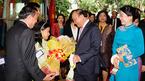 Thủ tướng bắt đầu chương trình tham dự Hội nghị cấp cao ACMECS 8 và CLMV 9