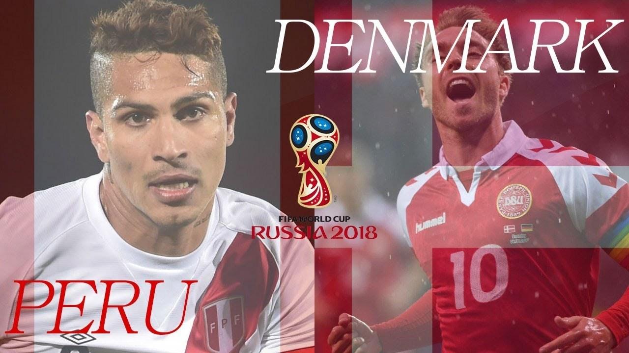 Xem trực tiếp trận Peru vs Đan Mạch ở kênh nào?