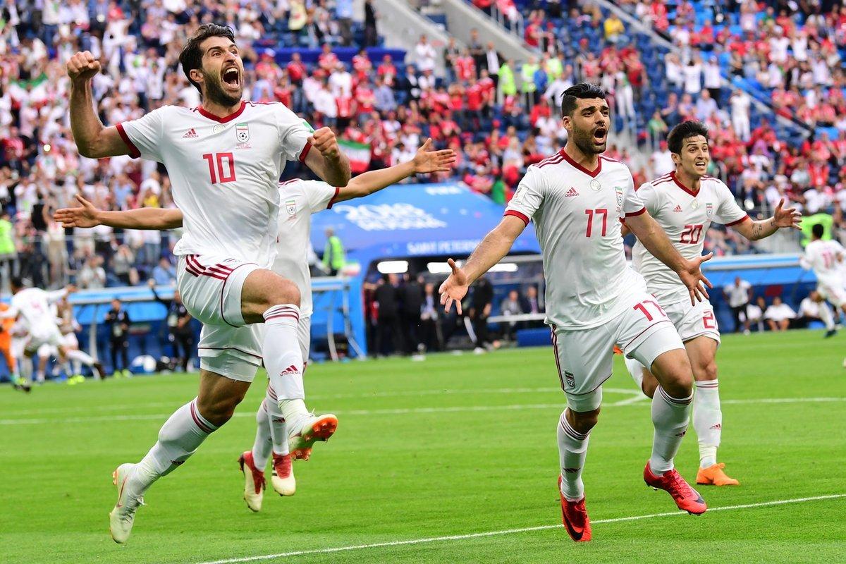 Iran,trực tiếp bóng đá,Maroc