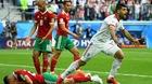 Chơi kiên cường, Iran đánh gục Maroc đầy kịch tính