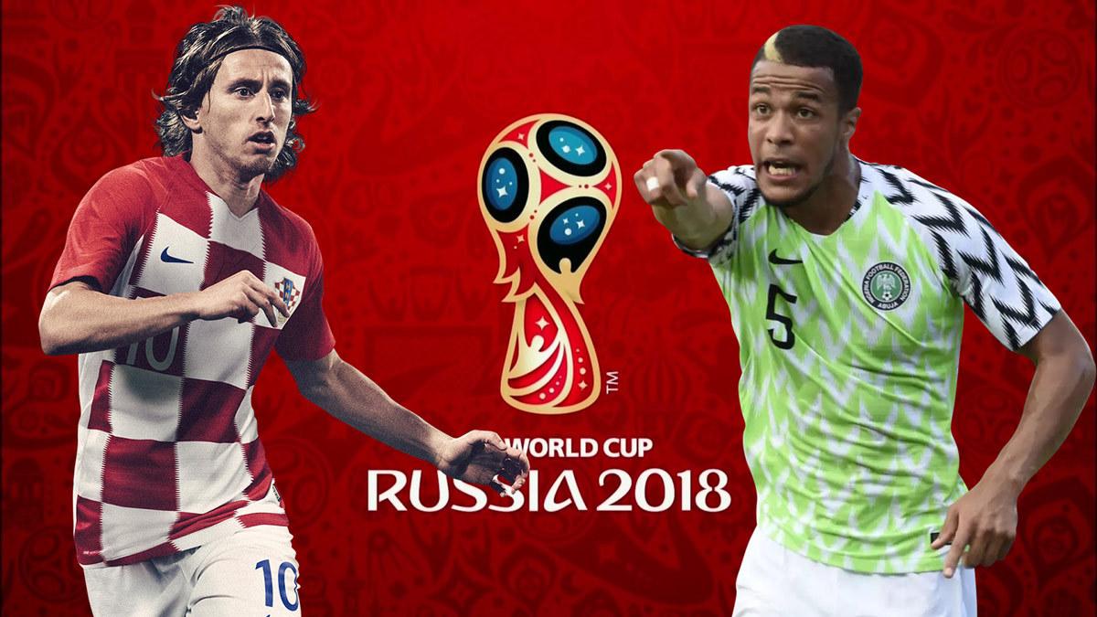 Croatia vs Nigeria: 'Bắn hạ' đại bàng xanh