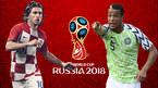 """Croatia vs Nigeria: """"Bắn hạ"""" đại bàng xanh"""