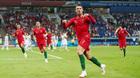 Ronaldo ghi hat-trick lịch sử: Đẳng cấp siêu sao!