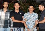 Truy bắt hung thủ đâm trúng ngực Trung úy công an