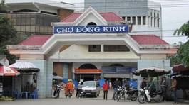 Ngán ngẩm một lần du lịch tới chợ Đông Kinh