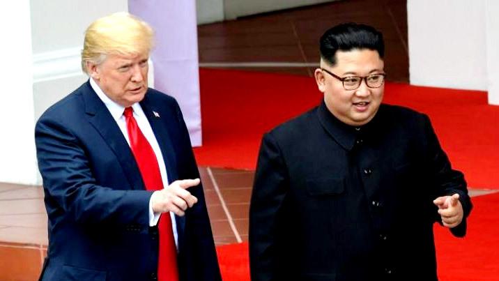 Donald Trump,Kim Jong Un,hội nghị thượng đỉnh Mỹ - Triều,Mỹ,Triều Tiên
