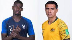 Pháp vs Australia: Sức mạnh của gà trống Gaulois