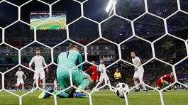 Đêm Sochi nhớ đời: Ronaldo cười, De Gea khóc