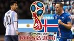 Argentina vs Iceland: Ronaldo gọi, Messi có trả lời?