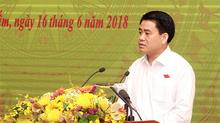 Chủ tịch HN: Xây nhà cao tầng là tất yếu, không có con đường nào khác