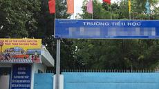 Điều tra thầy giáo bị tố xâm hại tình dục 10 học sinh tiểu học
