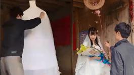 Hãy yêu một người đàn ông biết may áo cưới