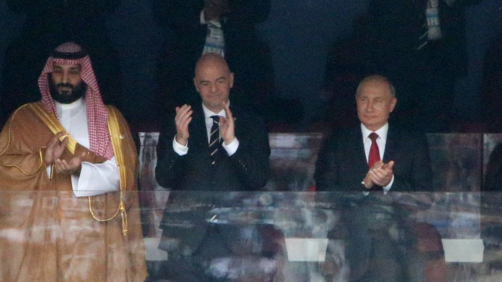 Tổng thống Putin không dự trận Nga vs Ai Cập, vì sao?