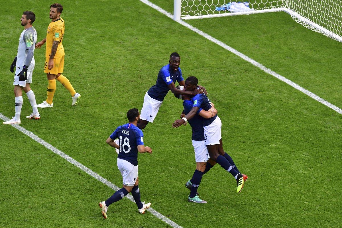 Pháp thắng tranh cãi, trọng tài đã 'bẻ còi' VAR thế nào?