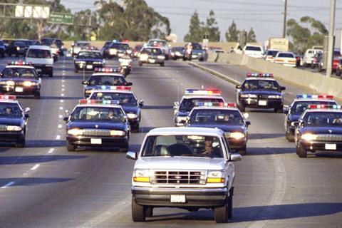 Ngày này năm xưa 17/6/1994 truy đuổi O.J. Simpson
