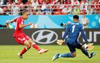 Dứt điểm quá tệ, Peru phơi áo trước Đan Mạch