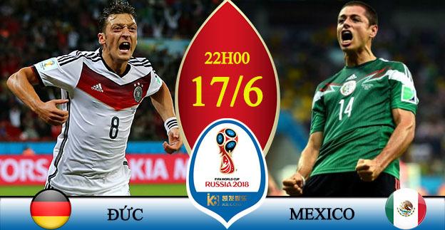Đức,Mexico