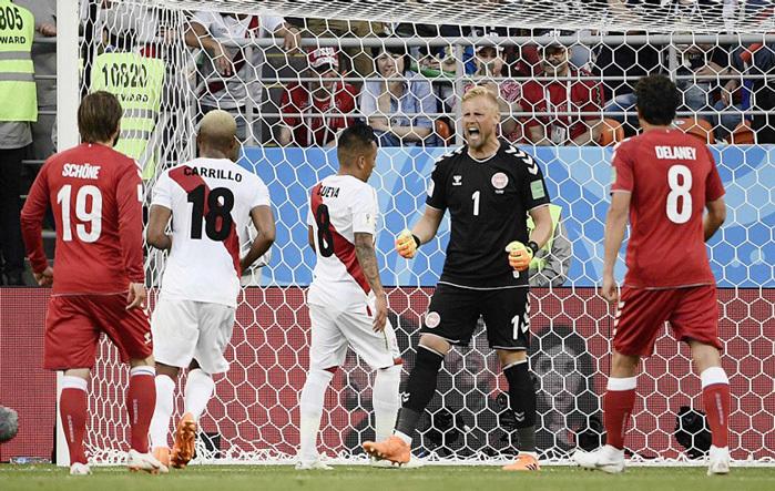 Peru,Đan Mạch,Trực tiếp bóng đá