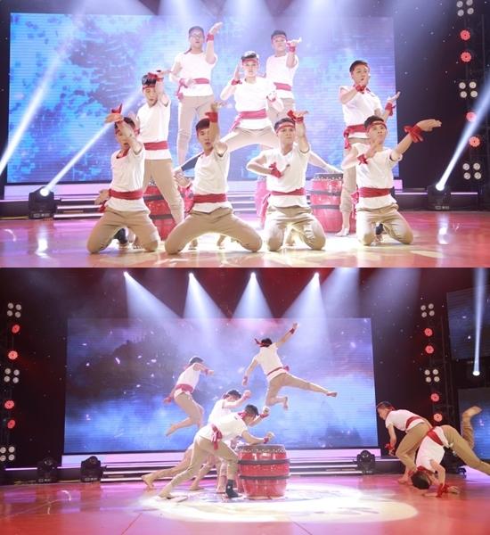Màn đánh võ kịch tính như phim hành động của nhóm võ Taekwondo