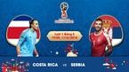 """Kèo Serbia - Costa Rica: Mạnh dạn đánh """"cửa trên"""""""