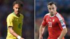 Brazil vs Thụy Sĩ: Neymar khiêu vũ điệu samba
