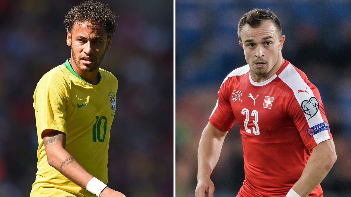 Nhận Định Kết Quả Trận Đấu Brazil vs Thụy Sĩ