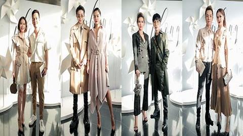 Ấn tượng với loạt chân dài hóa thành nàng thơ trong Phong Show