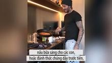 Điều ước giản dị của David Beckham khi làm cha khiến ai cũng xúc động