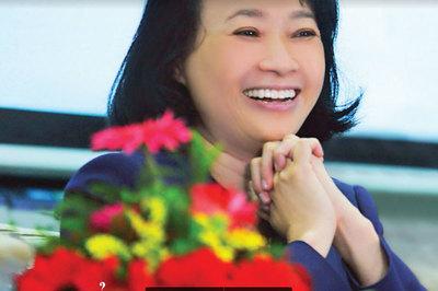 Bà Đặng Thị Hoàng Yến âm thầm xuất hiện, chị em đại gia Việt hồi lực