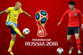 Kèo Thụy Điển vs Hàn Quốc: Chỉ 1 bàn là đủ