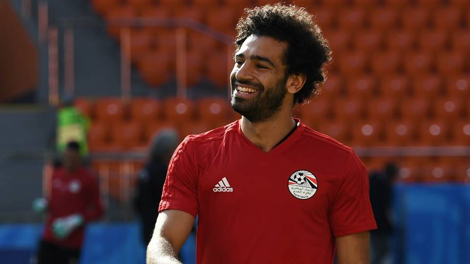 Tin vui, Salah sẵn sàng 'giải cứu' Ai Cập trận gặp Nga