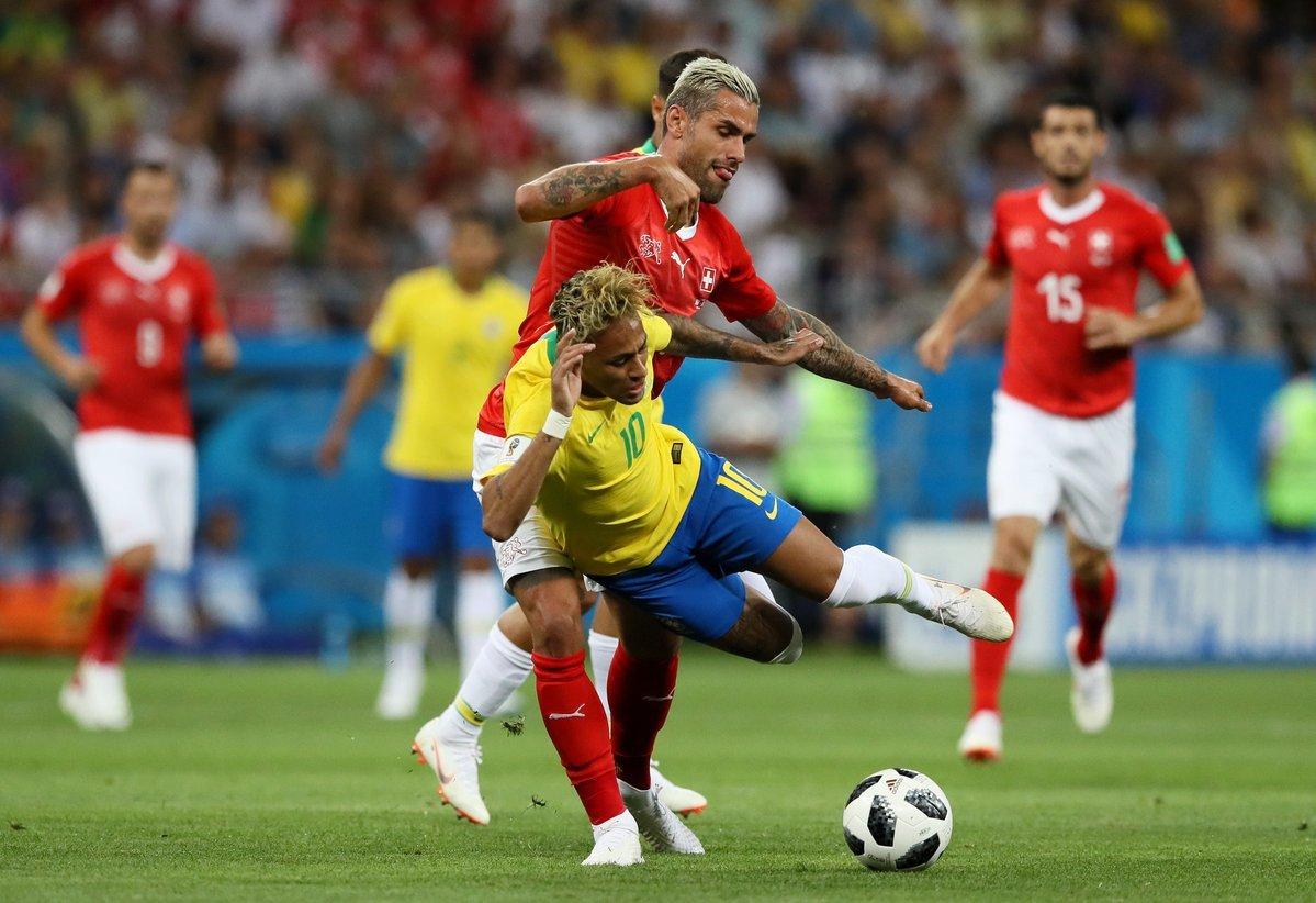 Brazil,Thụy Sĩ,Neymar,trực tiếp bóng đá