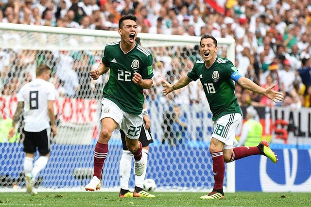 Mexico quá đỉnh, Đức đáng thua nhưng sẽ lấy vé đi tiếp
