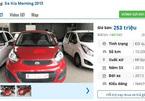 Tầm giá 250 triệu đồng, mua ô tô cũ nào tốt nhất?