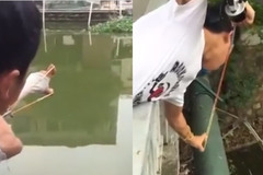 Câu cá đã trở nên quá lạc hậu với những anh chàng này
