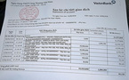 3 phút mất 22,5 triệu đồng trong tài khoản ATM