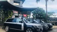 Lộ ảnh nóng loạt xe sang trong hành trình siêu xe xuyên Việt của ông Đặng Lê Nguyên Vũ