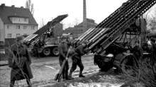 Tên lửa reo rắc nỗi khiếp sợ 'Katyusha'