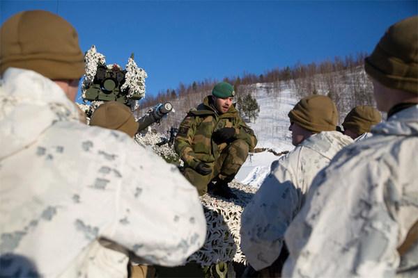 Na Uy thúc Mỹ ' cắm chốt' sát biên giới Nga, Putin thề đáp trả